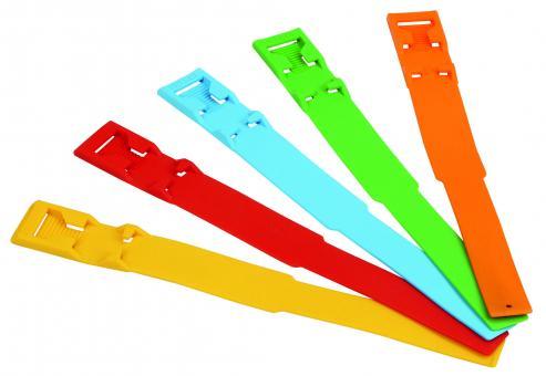 Fesselband zur Markierung gelb
