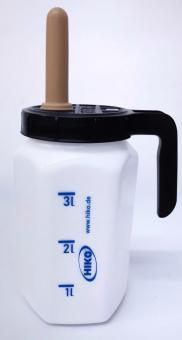 Original HIKO 1-CLICK Hygiene-Tränkeflasche 3 Liter