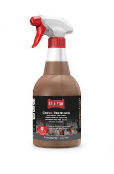 Ballistol Grill-Reiniger, Barbeque Reiniger, BBQ Reiniger, 750 ml