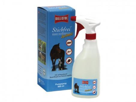 Ballistol Stichfrei® Animal Pumpspray 600 ml