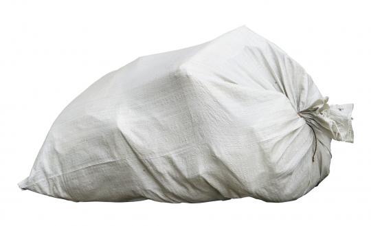 Hochwasser Sandsack Sandsäcke PP 30 x 60 cm weiß 100 Stück