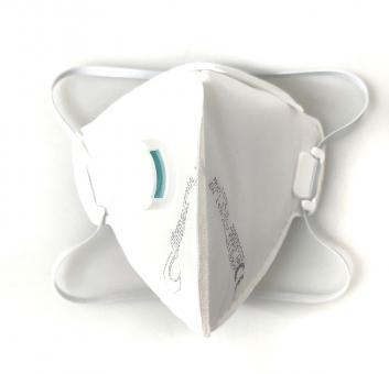 Atemschutzmaske 1730 FFP3 mit Ventil