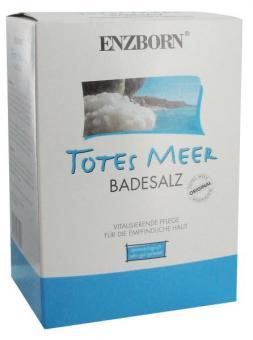 ENZBORN® Totes Meer Badesalz 3x500 g Pack