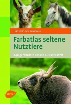 Buch - Hans Hinrich Sambraus: Farbatlas seltene Nutztiere