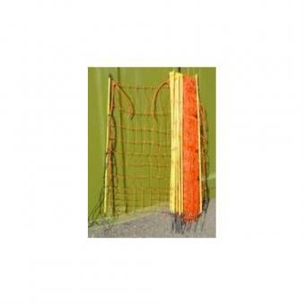 Flexinet® Geflügelnetz, 105 cm hoch, Doppelspitze