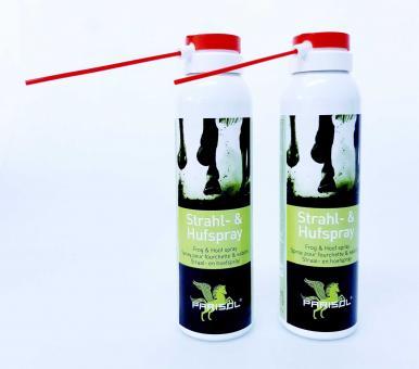Parisol Strahl- & Hufspray, 150 ml 2 Stück