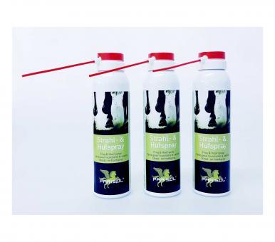 Parisol Strahl- & Hufspray, 150 ml 3 Stück