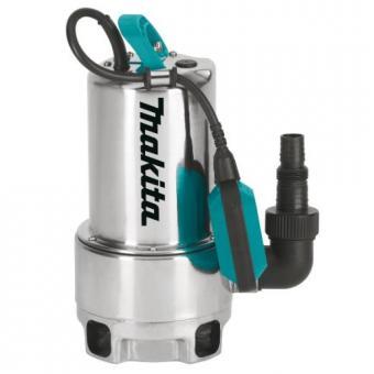Makita Tauchpumpe PF0610 Klar-/Schmutzwasser 10.800 l/h