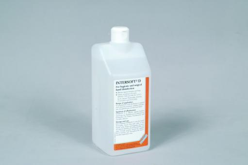 Intersoft® D - Händedesinfektion 1.000 ml