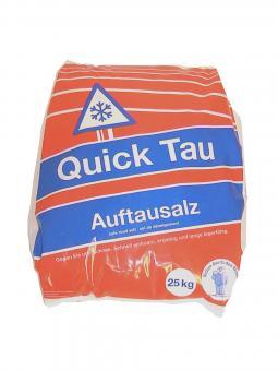 Quick Tau Auftausalz Streusalz Streugut 25 kg