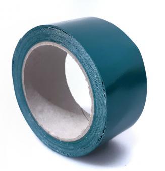 Spezial-Reparaturklebeband für Windschutznetze, Abdeckplanen 5 m x 5 cm grün