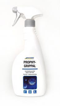 Schopf Prophygrippal Desinfektionsmittel gegen Viren Bakterien  750 ml mit Sprühkopf