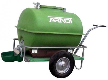 Weidefass auf Handwagen 160 Liter