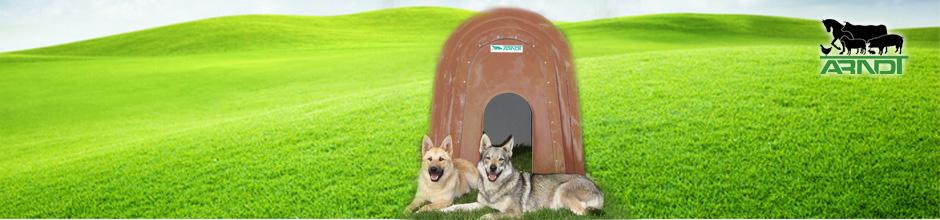 Banner Hundehütte