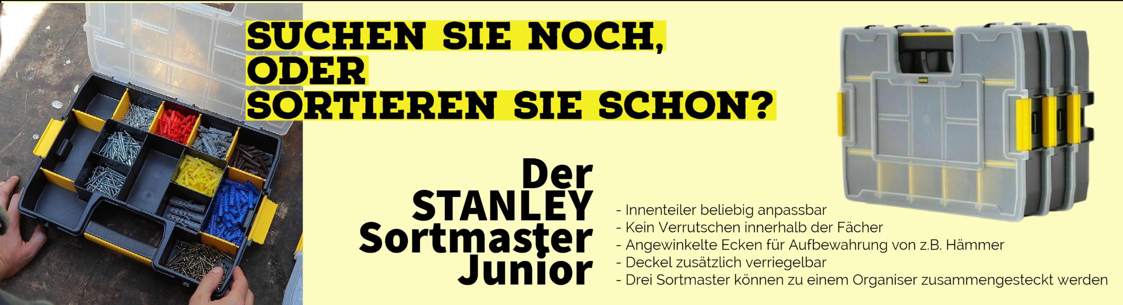 Stanley Organiser